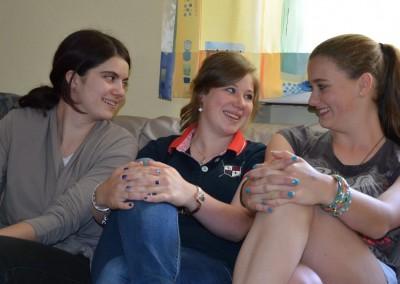 Die Mädels :-)