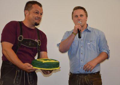 Torte für KV Kobler