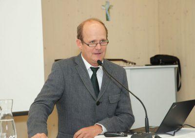 Dir. Ing. Johann Gaisberger