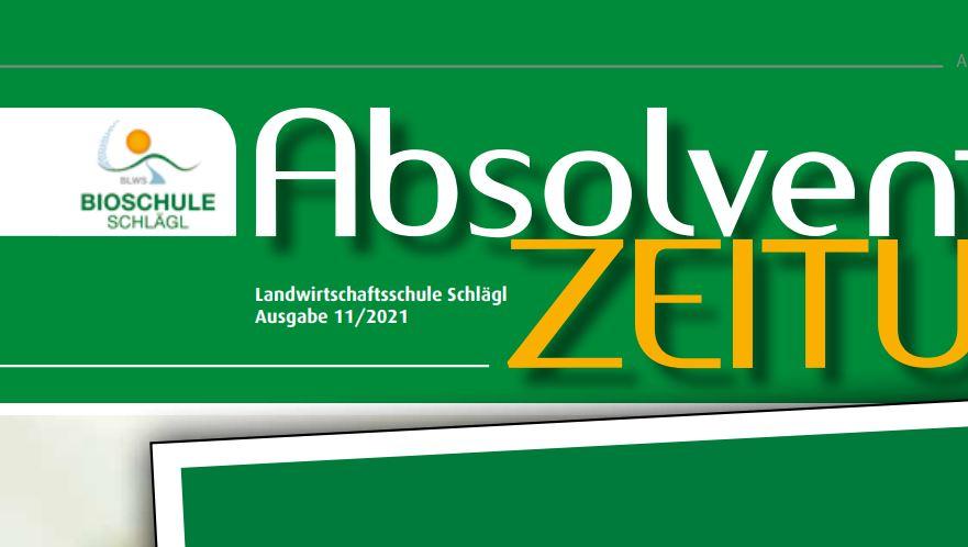 Die neue Absolventenzeitung – jetzt downloaden!